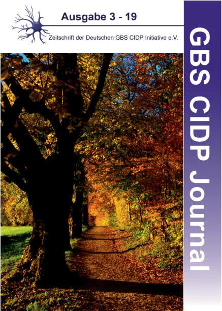 GBS CIDP Journal 3/19